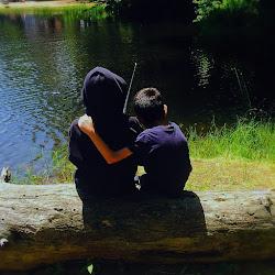 Burn Camp Fishing 2016_