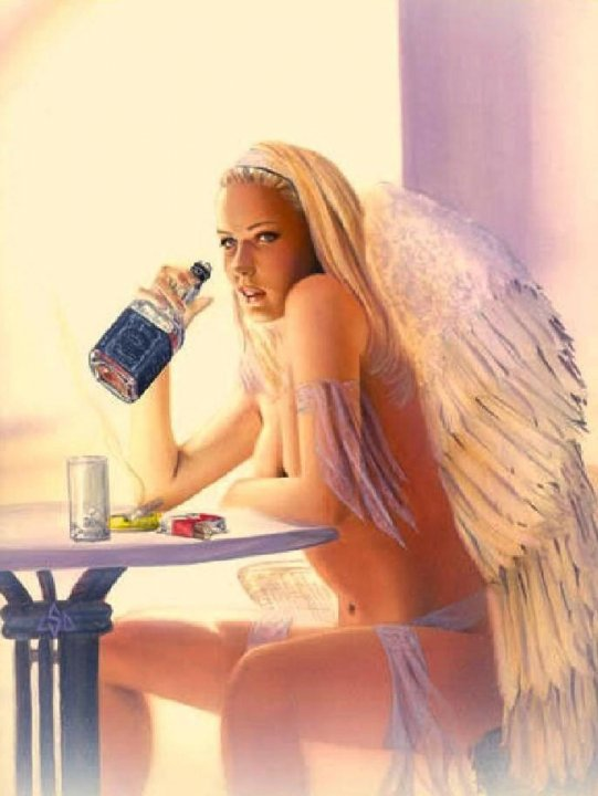 Wine And Angel, Angels 1