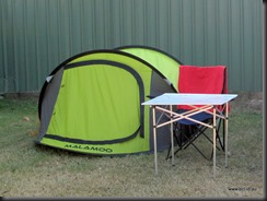 Camping with Malamoo Tent