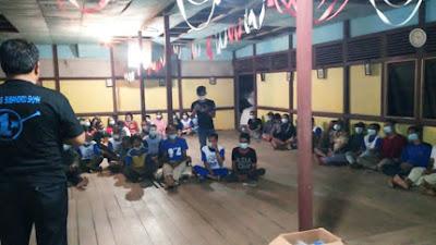 Warga Desa Landau Kumpai Siap Menangkan PAS 80 Persen
