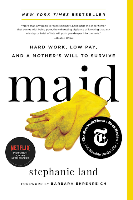 Maid the book