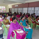 Interactive and activity based learning workshop for Pre-Primary Teachers in AKSHARA by Ms.Sheila Su