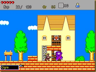 WONDER BOY IN MONSTER LAND The Legendary World