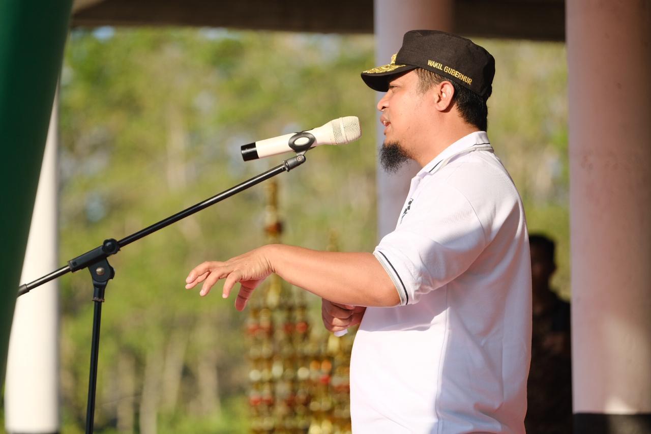 Wagub Sulsel Sebut Generasi Terbaik Bisa Terlahir Dari Desa Pattimpa
