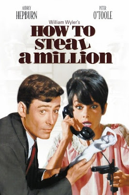 How to Steal a Million (1966) BluRay 720p HD Watch Online, Download Full Movie For Free