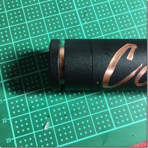 IMG 1169%255B1%255D thumb%255B1%255D - 【メカニカルMOD】「CoilART MAGE MECH TRICKER Kit」レビュー。黒くてシンプル、でもかっこいい!【電子タバコ/VAPE/ハイブリッド/メカMOD】