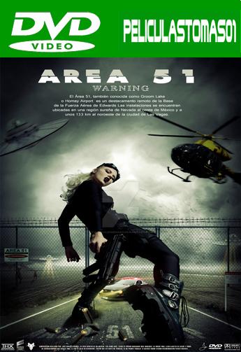 Area 51 (2015) DVDRip