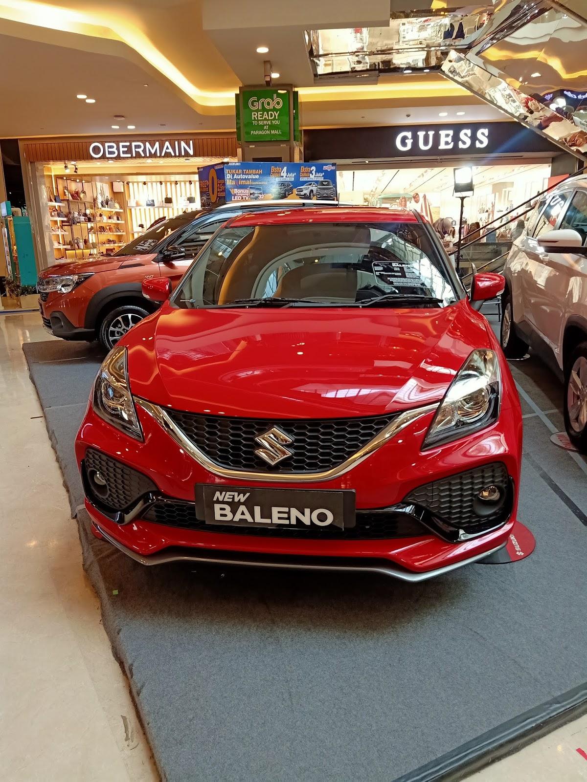 Pameran Mobil Suzuki Semarang