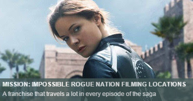 Mission: Impossible Filming Locations