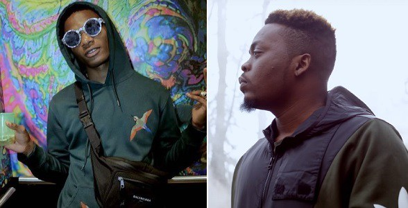See How Olamide Replies Wizkid After He Asked Him To Explain 'Wo' Lyrics (Photos)