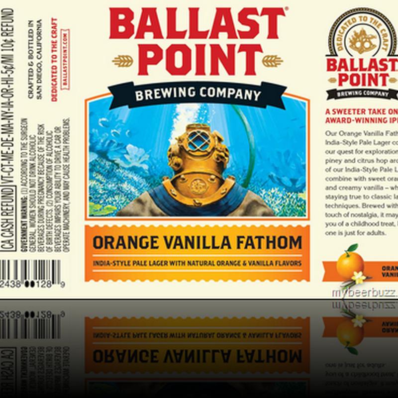 Ballast Point Coffee Vanilla Cafine