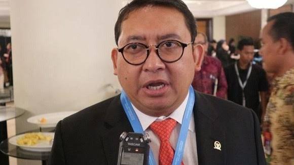 Foto: Anggota DPR Fraksi Partai Gerindra Fadli Zon.