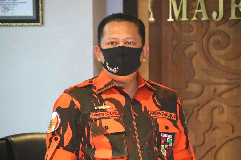 Ketua MPR RI Bamsoet Dorong Pancasila Dimasukan Kembali Dalam Pelajaran Wajib Sekolah