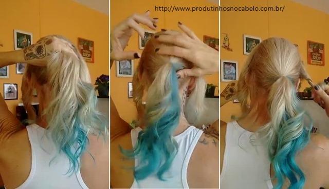 Penteado Fácil de Fazer