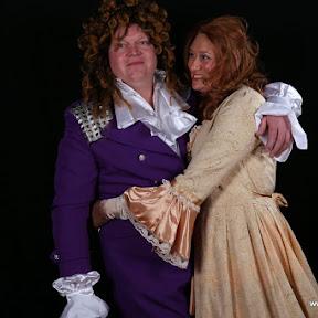 Donny en Danielle Pieter Poot