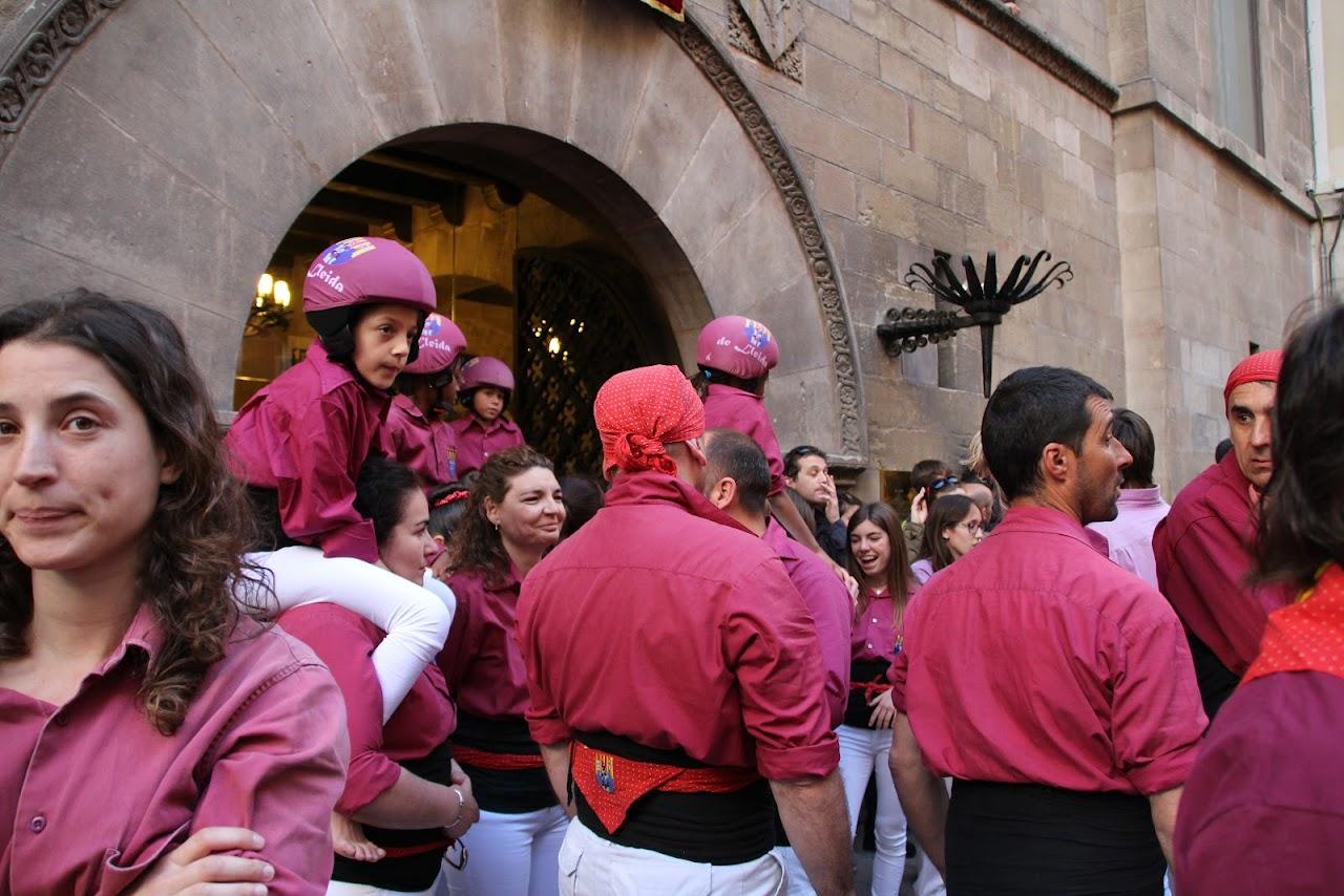 Diada XXIè Aniversari Castellers de Lleida 9-4-2016 - IMG_0088.JPG