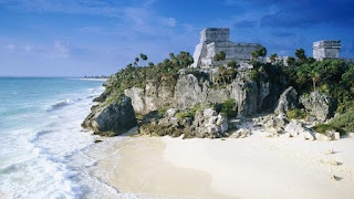 Tulum Beach - 10 pantai terindah dunia