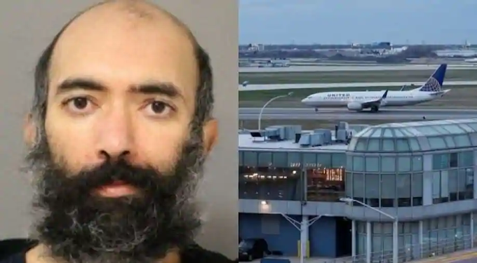 Man Found 'Living In Airport For Three Months' Over Fear Of COVID-19
