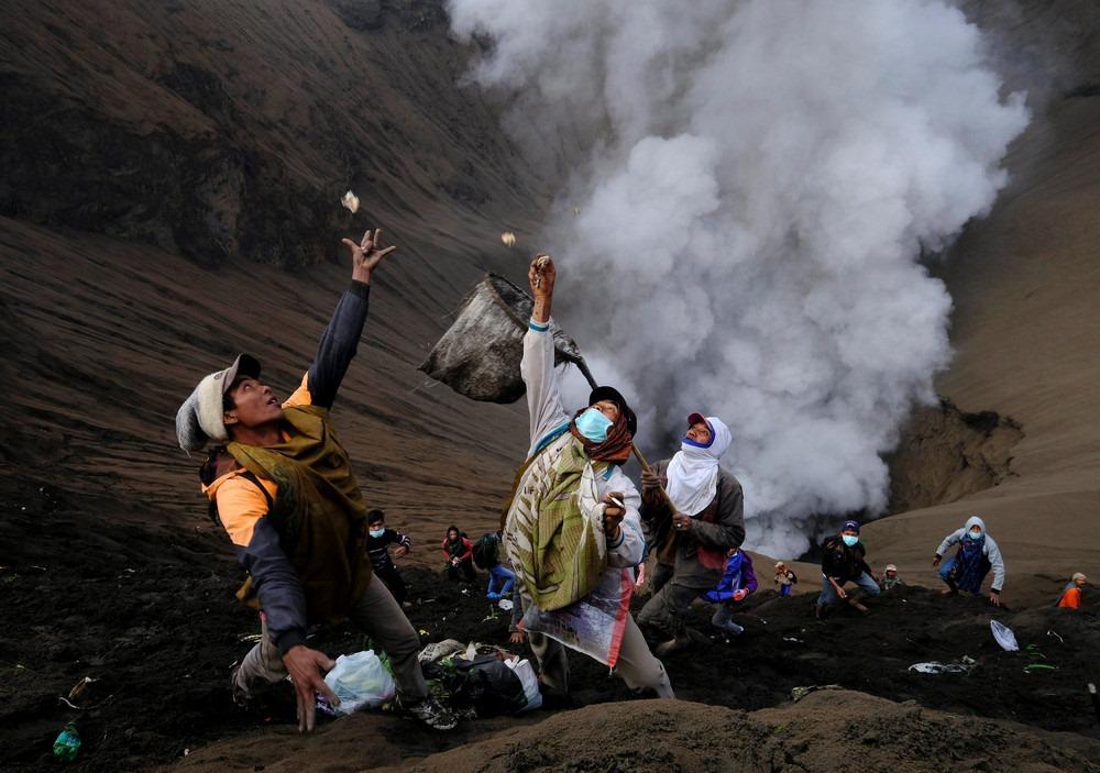 Conheça o Monte Bromo, O Vulcão húngaro