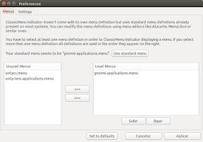 el menú clasico de Gnome en Ubuntu - imagen 3