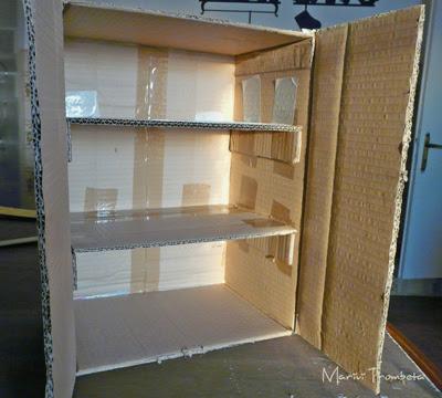 Mar vi blog cada cosa en su lugar - Como hacer puertas de armario ...