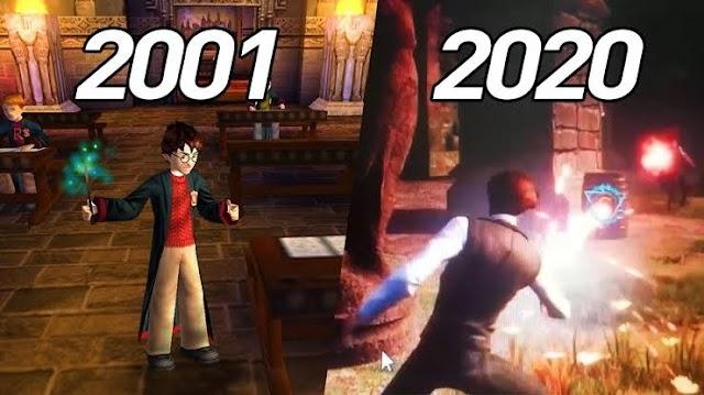 WB Games cria novo estúdio para produzir jogos de Harry Potter