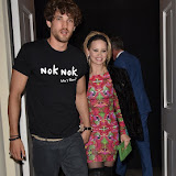 OIC - ENTSIMAGES.COM - Max Rogers and Kimberly Wyatt at the  WeKoKo.com Launch Party at the Sketch Club in London 13th April 2016Photo Mobis Photos/OIC 0203 174 1069