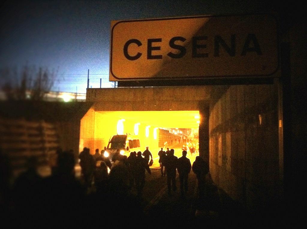 In Pictures: AC Cesena vs. Juventus FC Torino