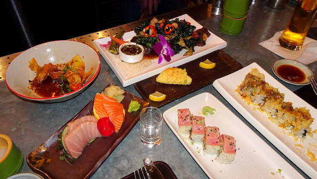 NaiYaRa's mouth-watering Thai-Japanese dishes in Miami, Florida, United States