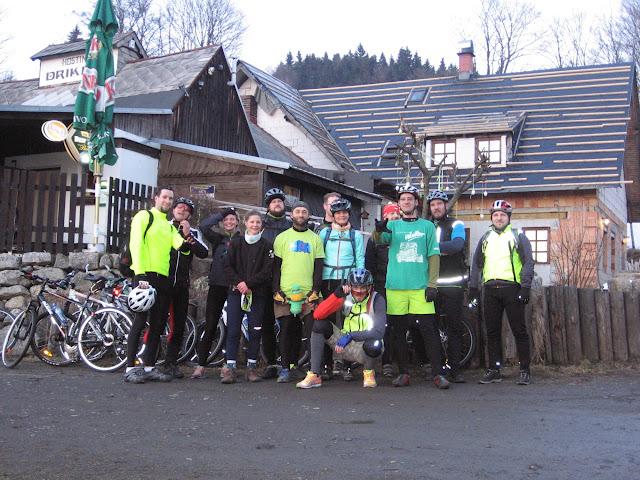 Oslava zelené aneb St. Patrick´s bike day
