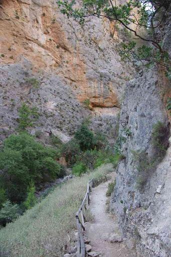 Gorges d'Agia Irini (Άγια Ειρήνη).