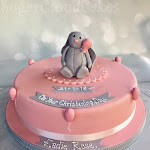 Grey rabbit christening cake 1.jpg