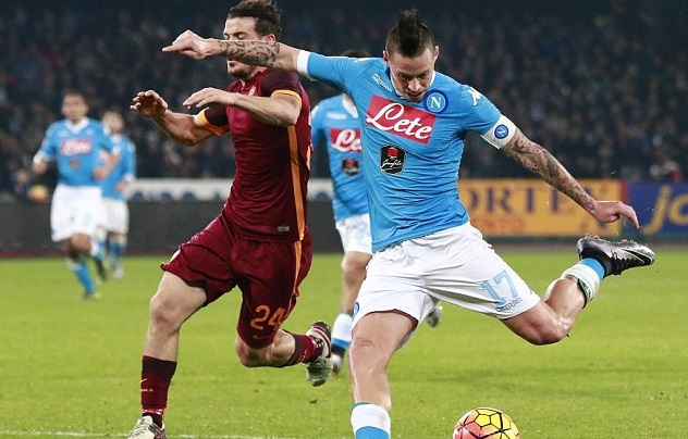 Image result for NAPOLI vs ROMA 2017