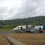 El aeropuerto en la jungla