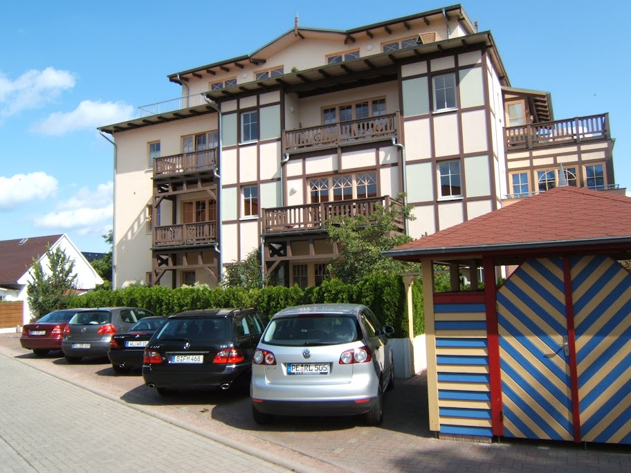 3-Zi-PENTHOUSE-Ferienwohnung SEESTERN, Ostseebad Kühlungsborn