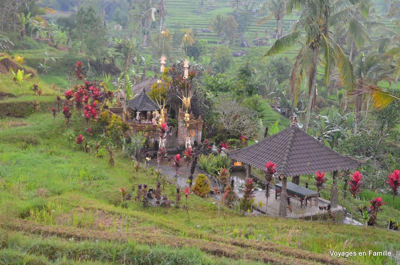 Jatiluwih temple
