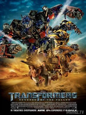 Phim Robot Đại Chiến 2: Bại Binh Phục Hận - Transformers 2: Revenge Of The Fallen (2009)