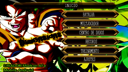 SAIUU!! NEW (MOD) DRAGON BALL TAP BATTLE PARA ANDROID + DOWNLOAD 2019