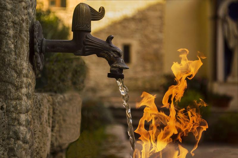 L'acqua ed il fuoco  di Raptor