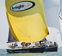 J/35 winning IRC UK Nationals