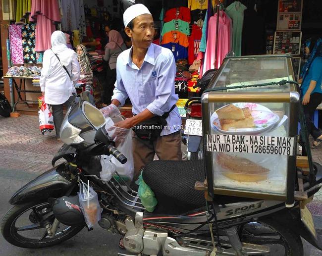 bingka ubi vietnam yang sedap