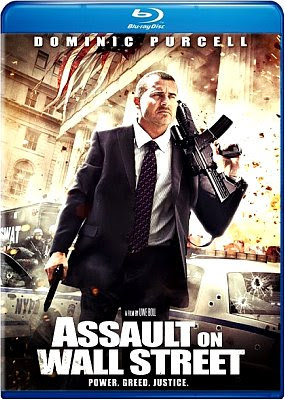Filme Poster Assault On Wall Street BRRip XviD & RMVB Legendado