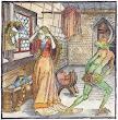 Geoffrey De La Tour Landry Von Der Exempeln Der Gotsfurcht Und Erbechert