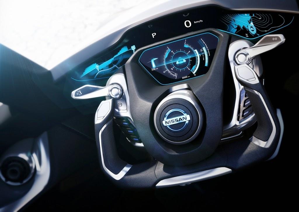 Nissan Bladeglider Concept 28
