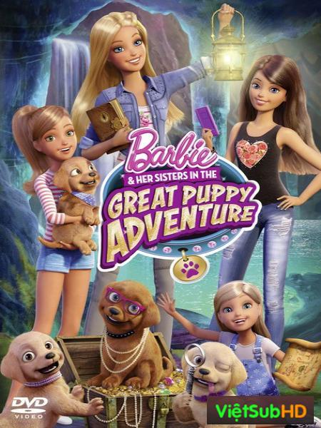 Cuộc Phiêu Lưu Tuyệt Vời Của Barbie Và Những Chú Cún