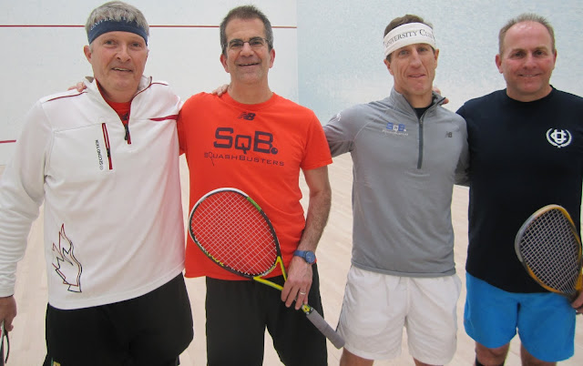 2016 State 50+ Doubles: Champions - Andrew Slater & Greg Zaff; Finalists - Chris Spahr & Scott Poirier