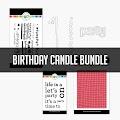 Birthday Candle Bundle