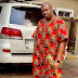 Don jazzy set internet on fire with his chieftaincy maternity gown (see photo)