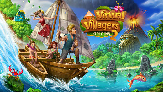 Virtual Villagers Origin 2