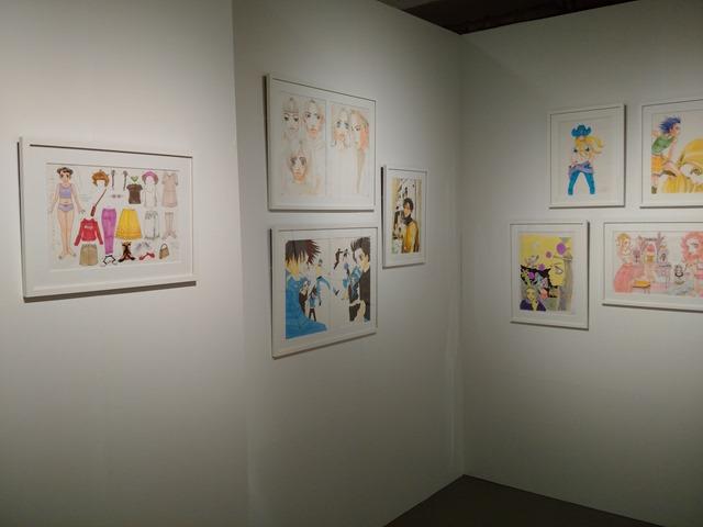 安野モヨコ原画展